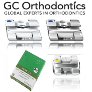 Gc Orthodontics - Brackets