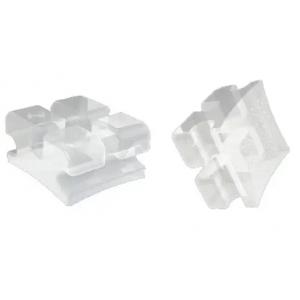 Sapphire Clear Esthetic Ceramic Bracket