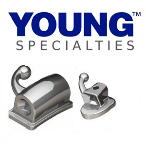 Young Specialties Buccal Tubes