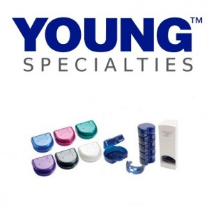 Young Specialties Retainer Cases & Mouthguards
