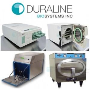 Duraline Refurbished Sterilizers & Autoclaves